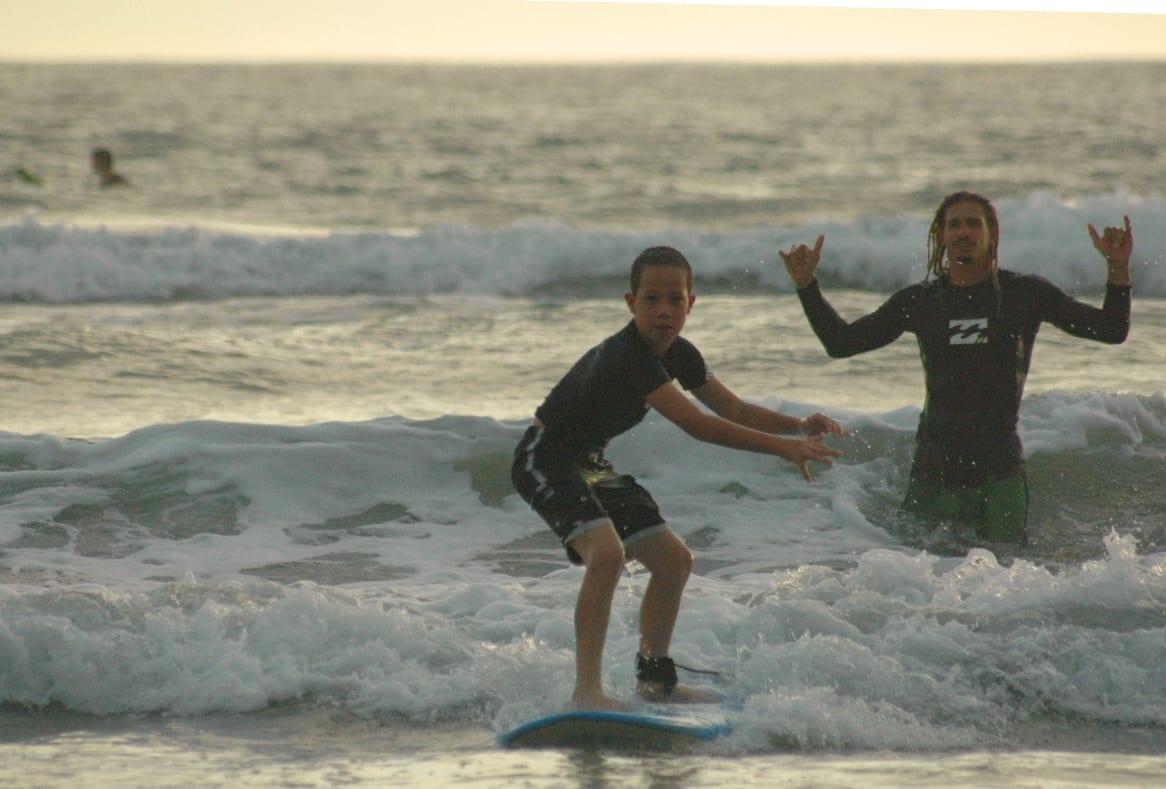 Santa Teresa Surf Lessons