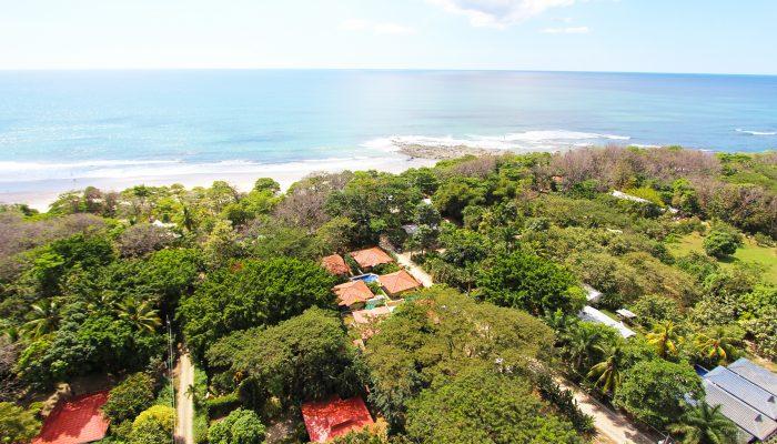 Santa Teresa Costa Rica - North side of town