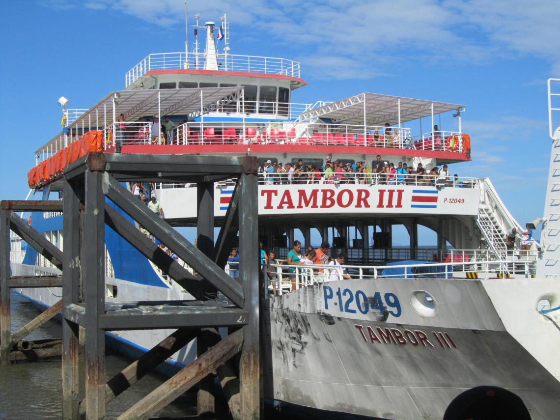 Tambor Ferry-Puntarenas