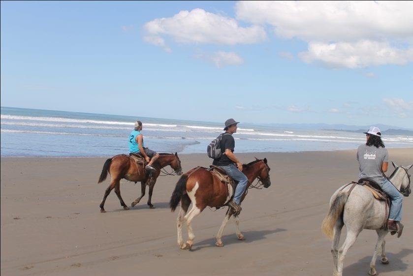 Santa Teresa beach Horse Back riding