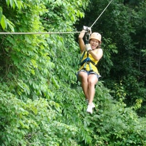 The Canopy Tour in Montezuma, Costa Rica