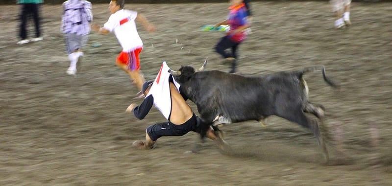 Rodeo in Costa Rica