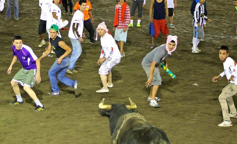 Fun at the Costa Rica Rodeo