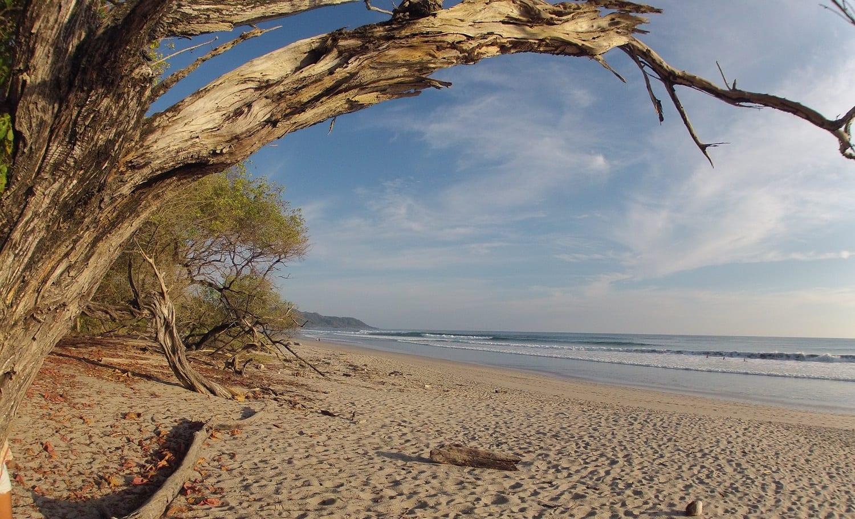 Beautiful Santa Teresa Beach